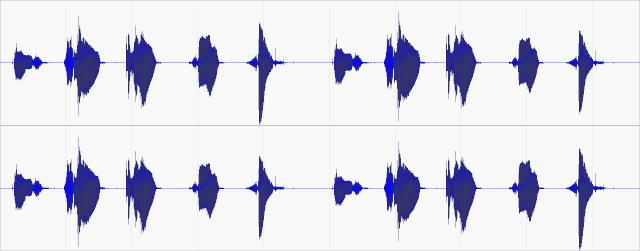 Standard stereo rendering