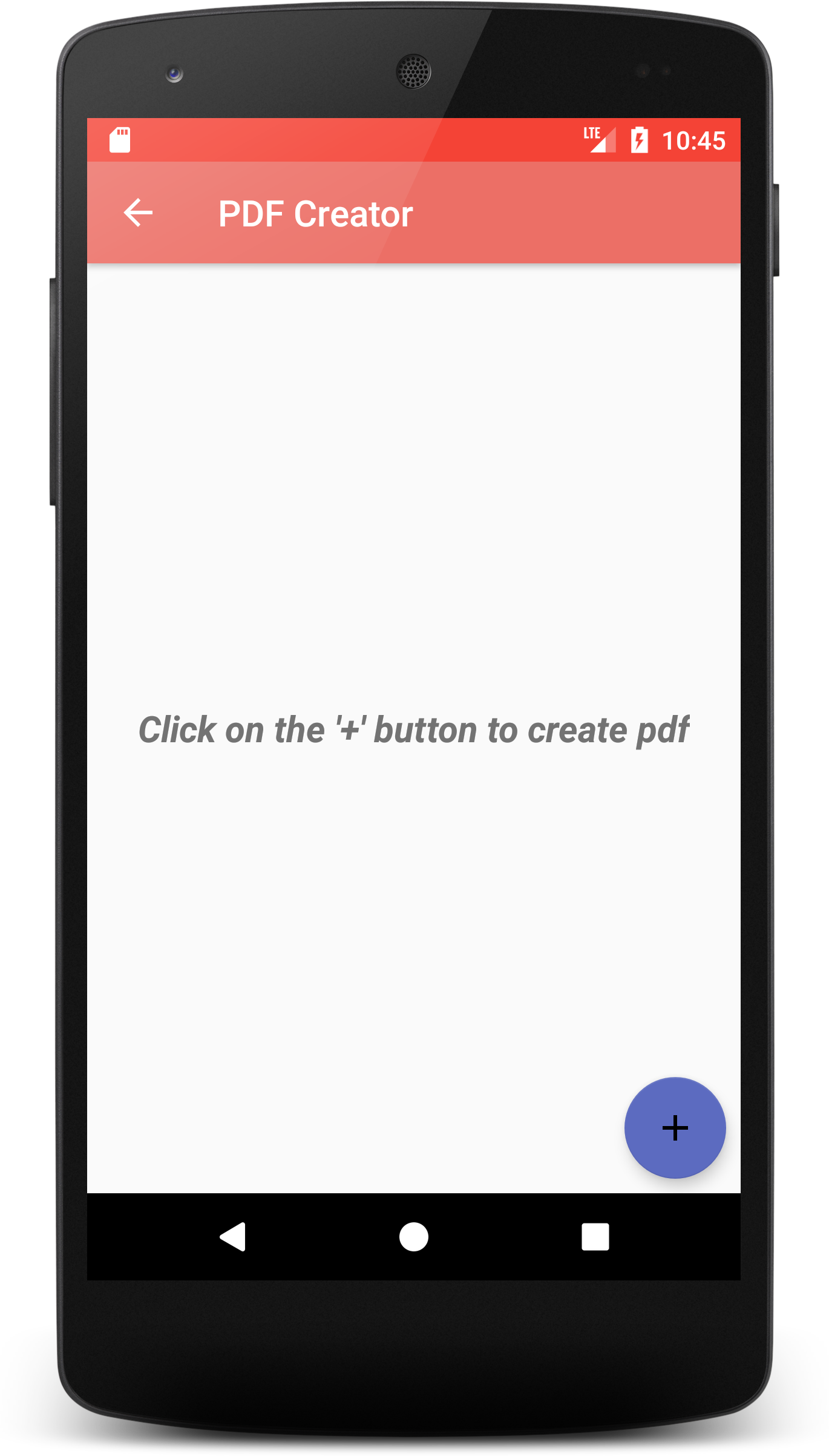 create pdf from screen shoots