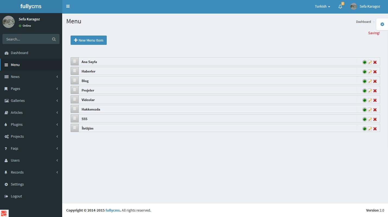 GitHub - sseffa/fullycms: Fully CMS - Multi Language Content