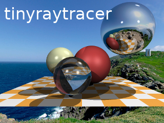 tinyraytracer
