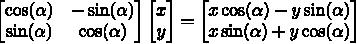2d rotate matrix