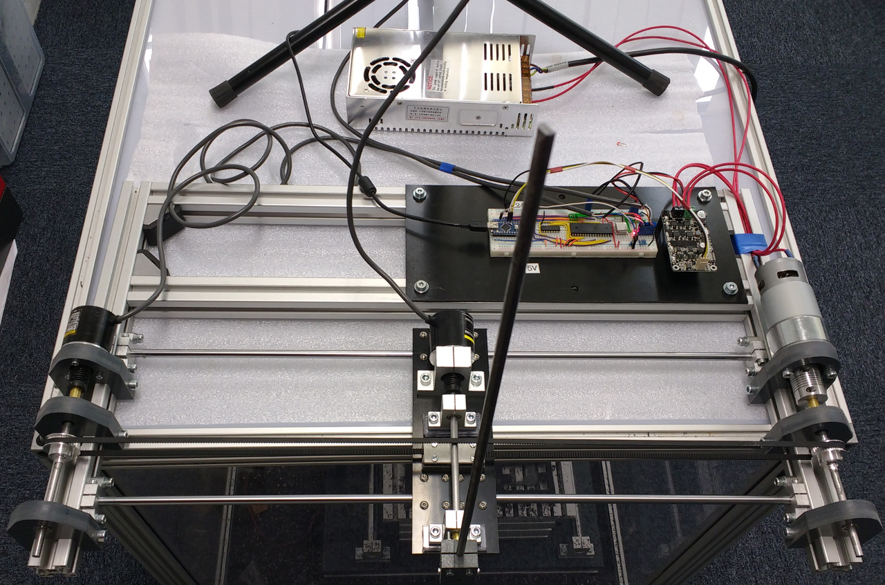 Разжёвываем линейно-квадратичный регулятор для управления перевёрнутым маят ...