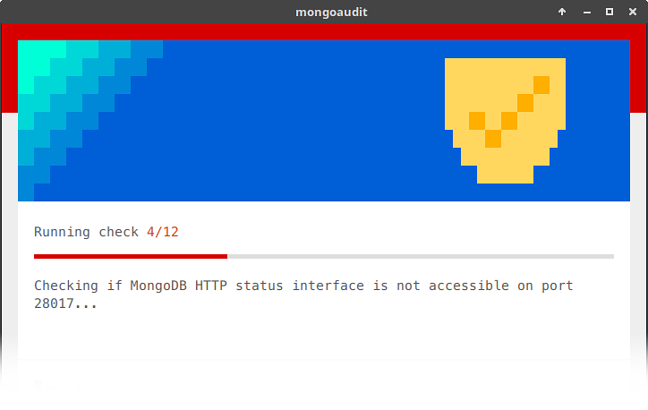 mongoaudit screenshot