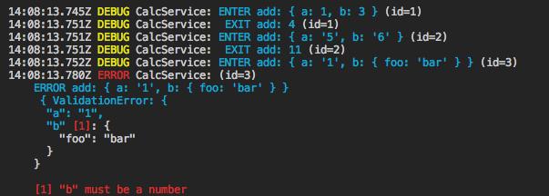 RunKit + npm: ts-service
