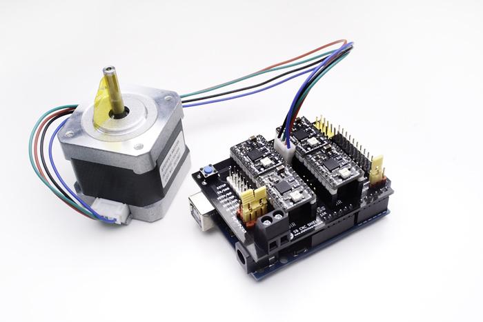 staticboards Arduino CNC shield