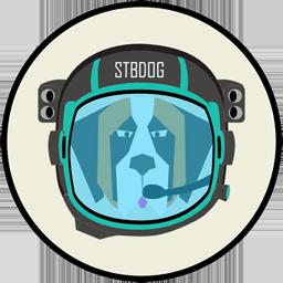 St. Bernard-(-STBD-)-token-logo