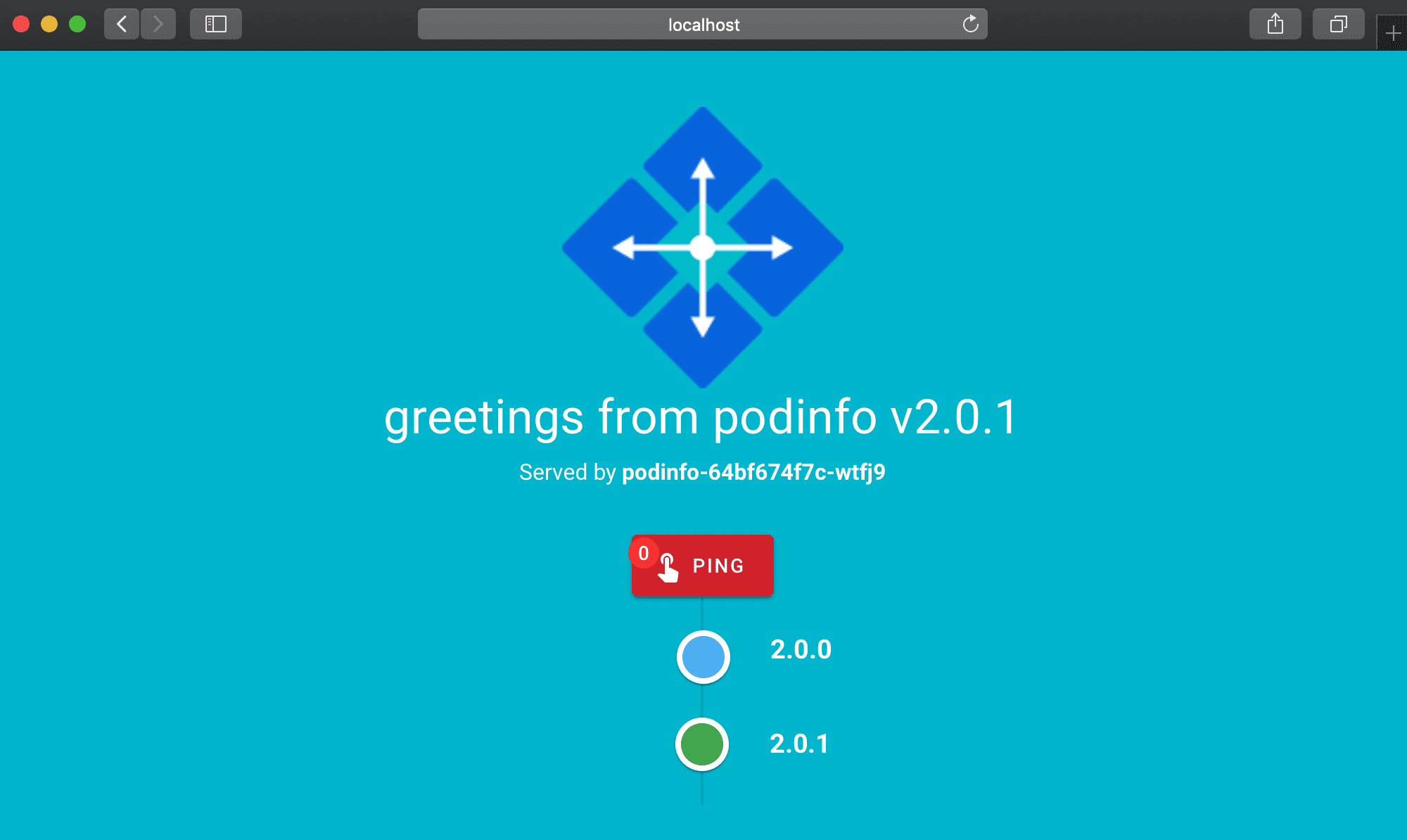 podinfo-ui