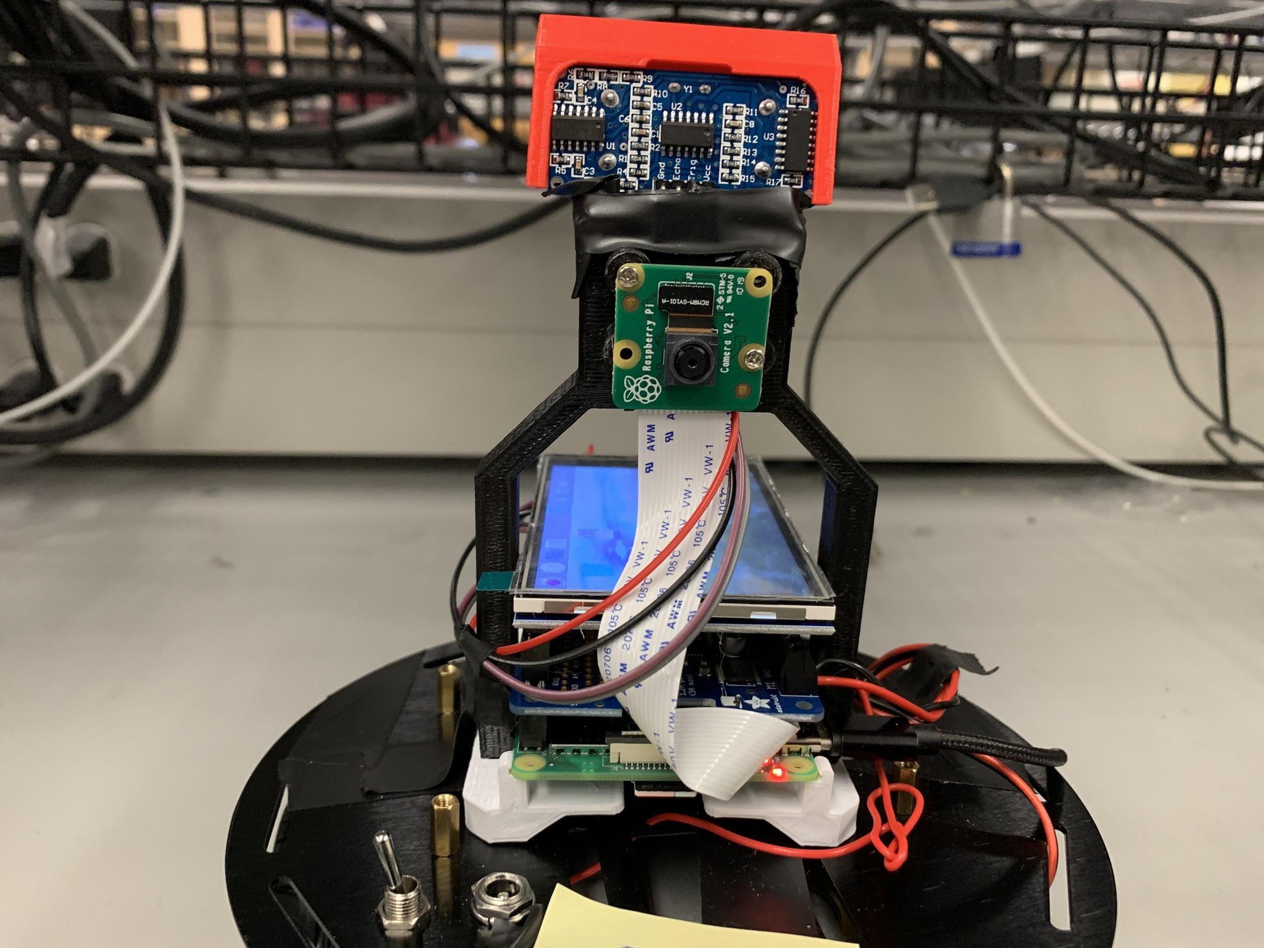 robot back