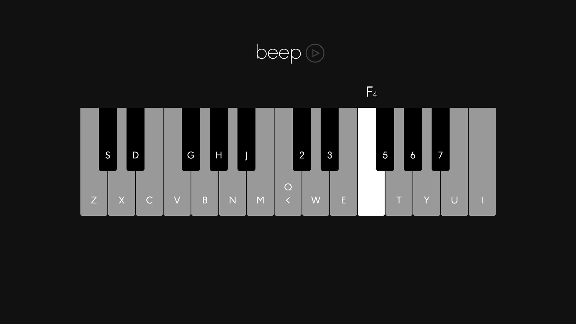 Beep.js