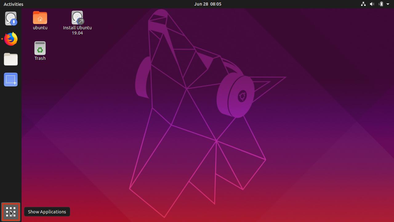 Ubuntu_Show_Applications