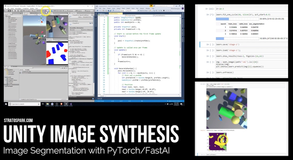 Unity Image Synthesis
