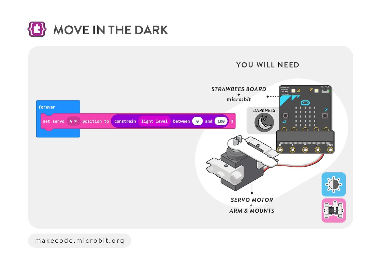 Move in the dark