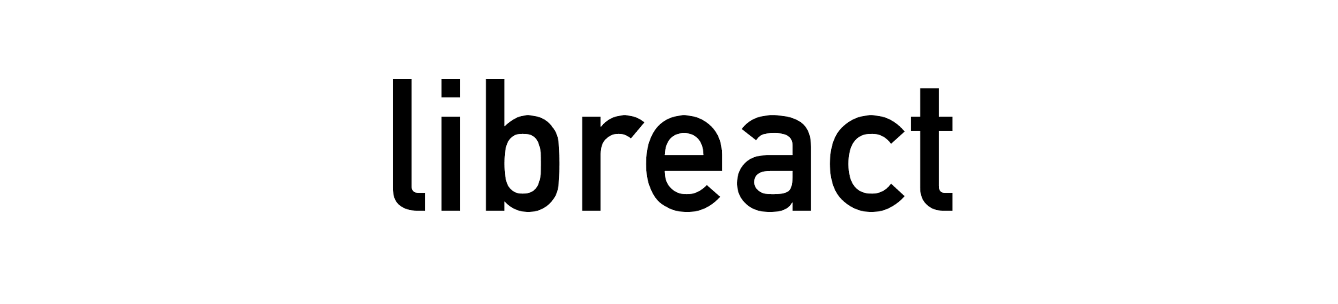 libreact logo
