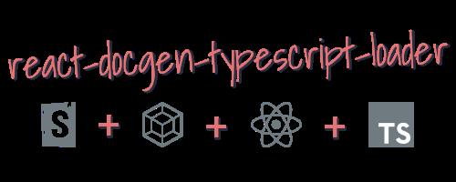 Logo for project react-docgen-typescript-loader