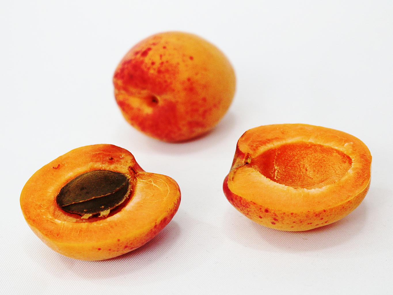 Apricots, original
