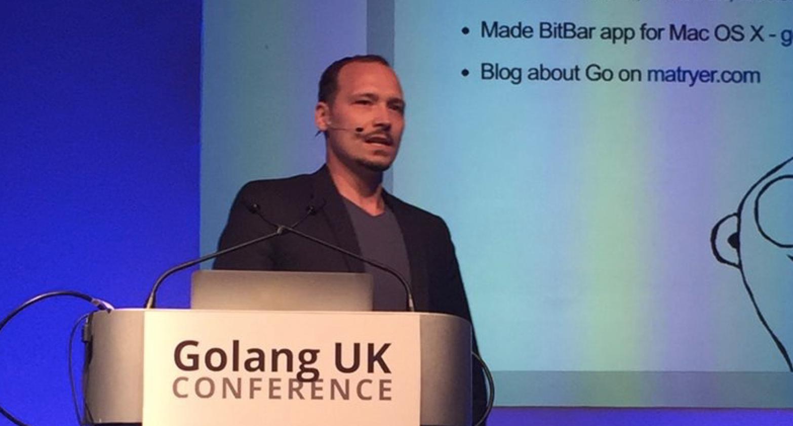 我在2016年伦敦Golang英国会议上谈论代码缩进线
