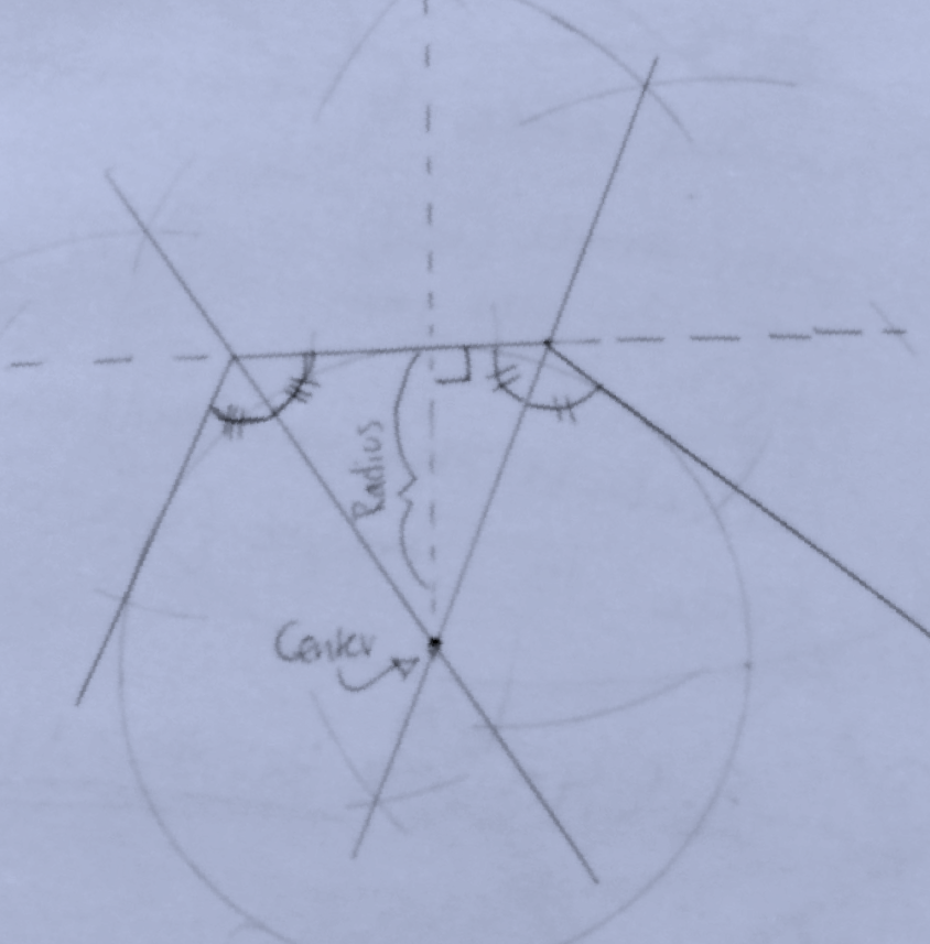 Circle Tangent To 3 Lines – Eon's swift blog