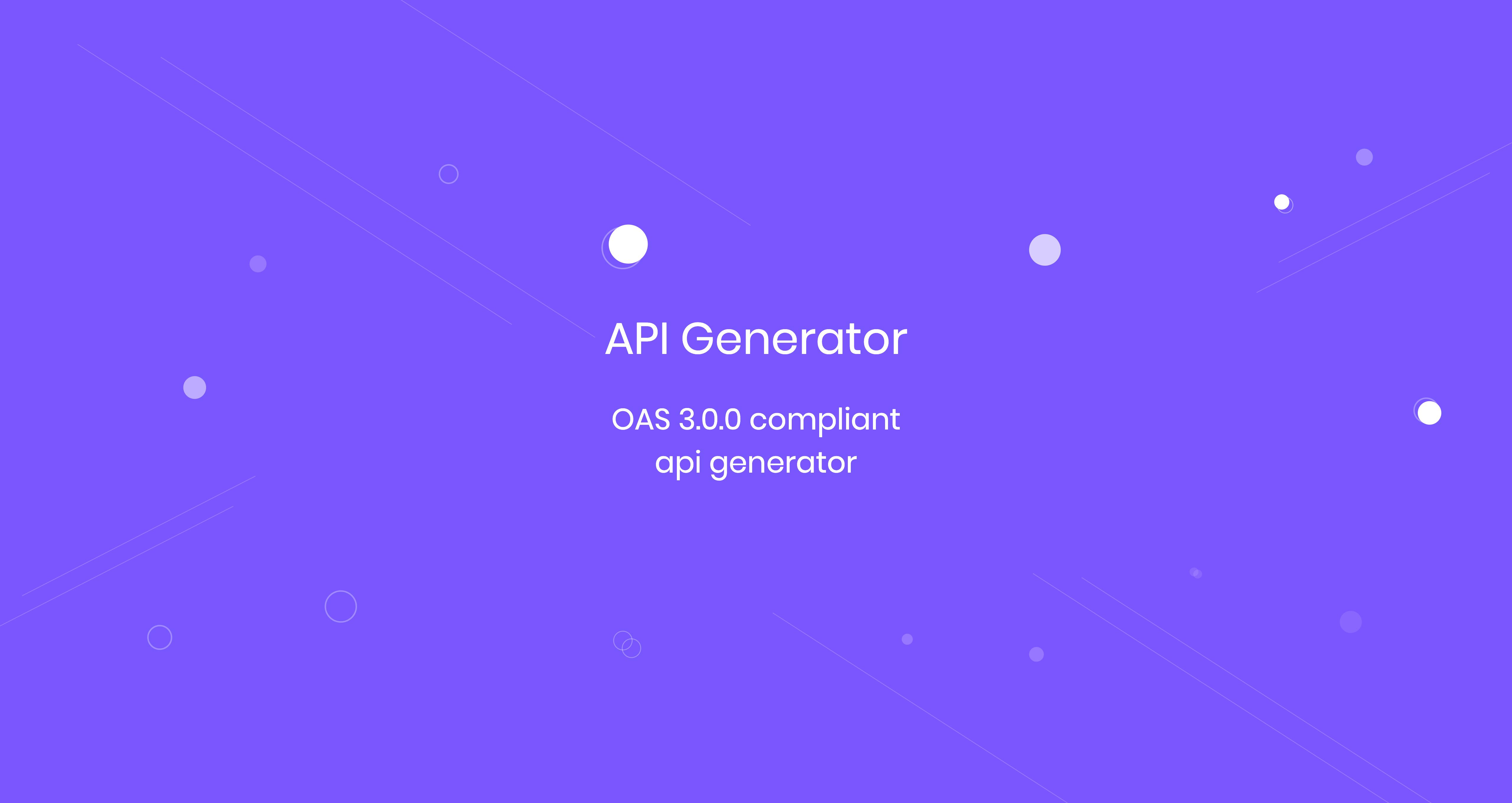 Sugar Generator - API Edition