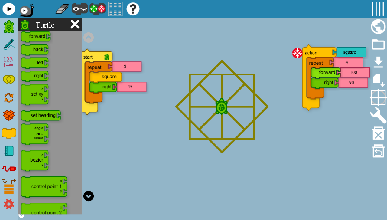 Turtle Blocks