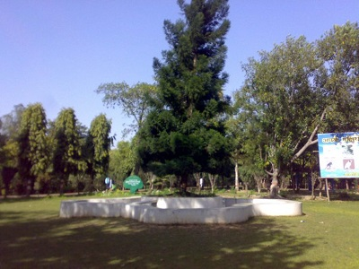 4. Indra Park Bijnor