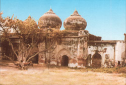 4. Fort Wall and the Gates
