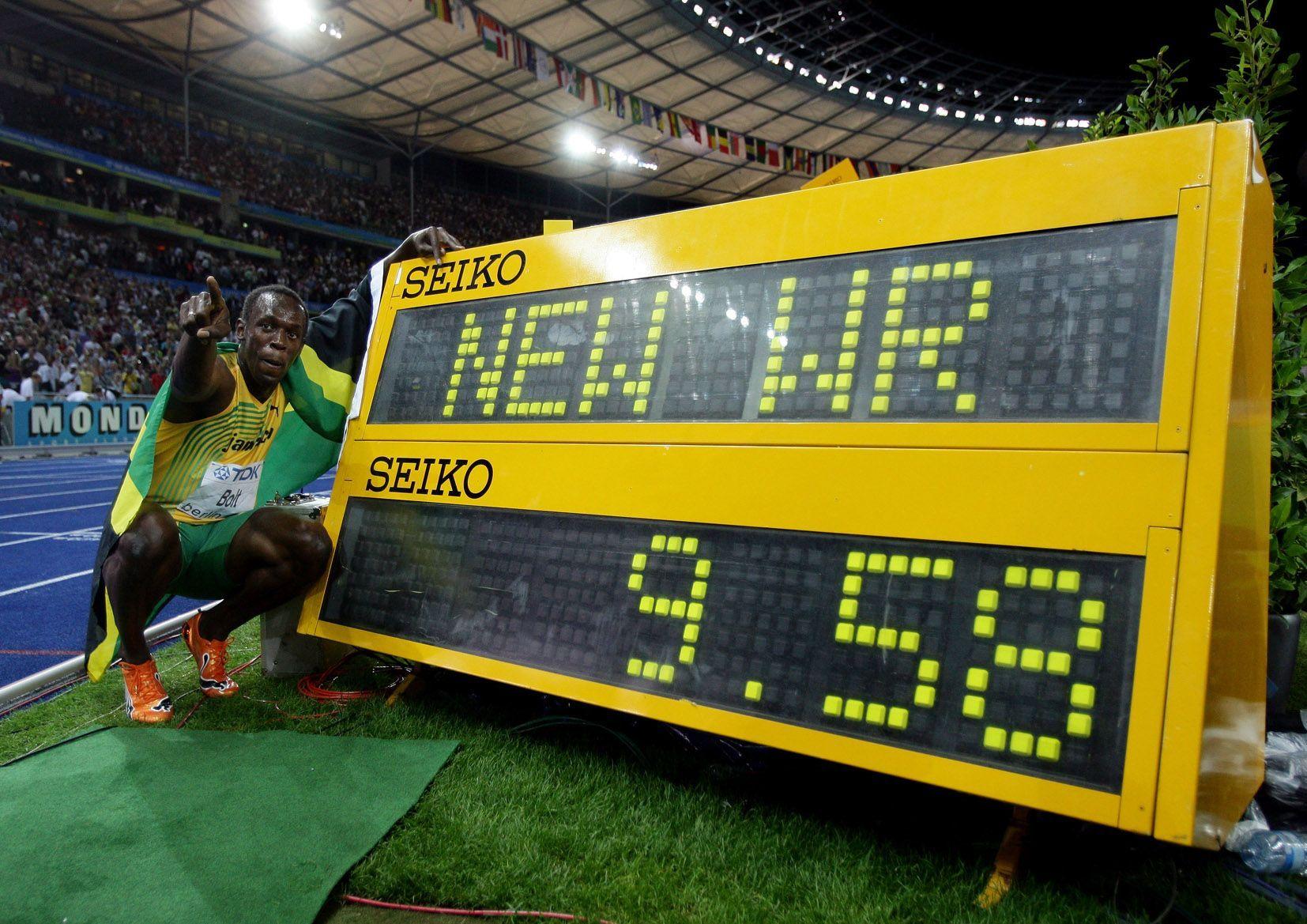 एथलेटिक्स में ओलंपिक रिकॉर्ड की सूची