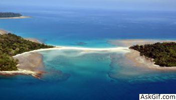 8. Twin Islands : Ross & Smith Islands