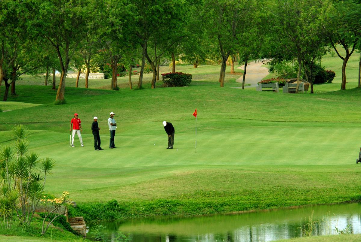 3. Golf Course