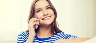 6. Try to Be on phone with a friend or family member