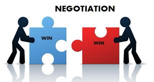 2. Negotiate like a child