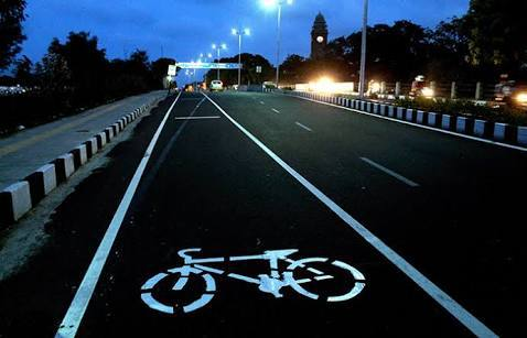 4. Agra-Etawah Cycle Highway