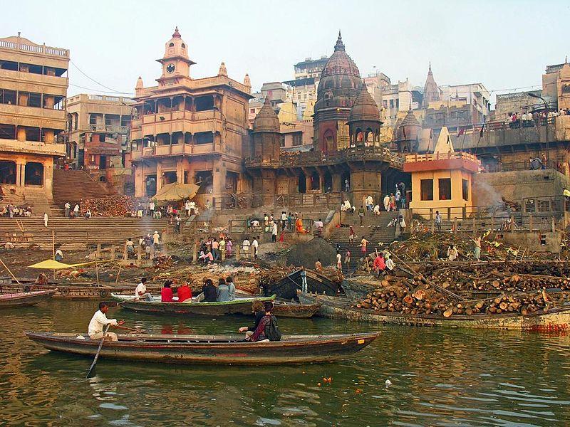 6. Manikarnika Ghat