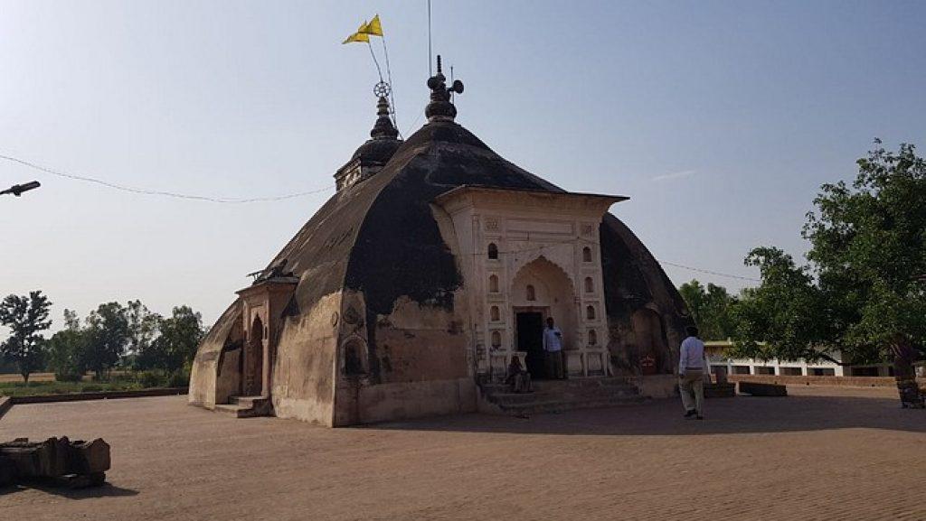 2. Jagannath Mandir behta