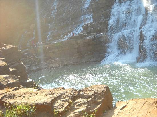 2. Tirathgarh Falls