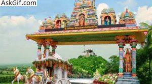 2. Sri Venkateswara Swami temple