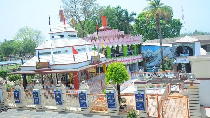 1. Ganga Maiya Temple
