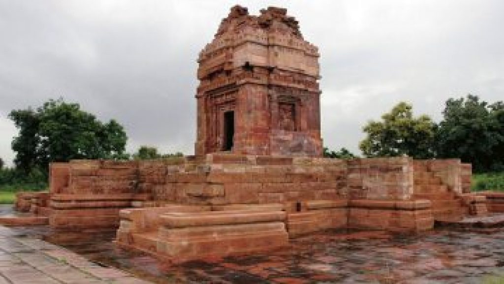 1. Dashavatar Temple