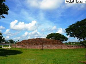 2. Bhattiprolu Maha Stupa