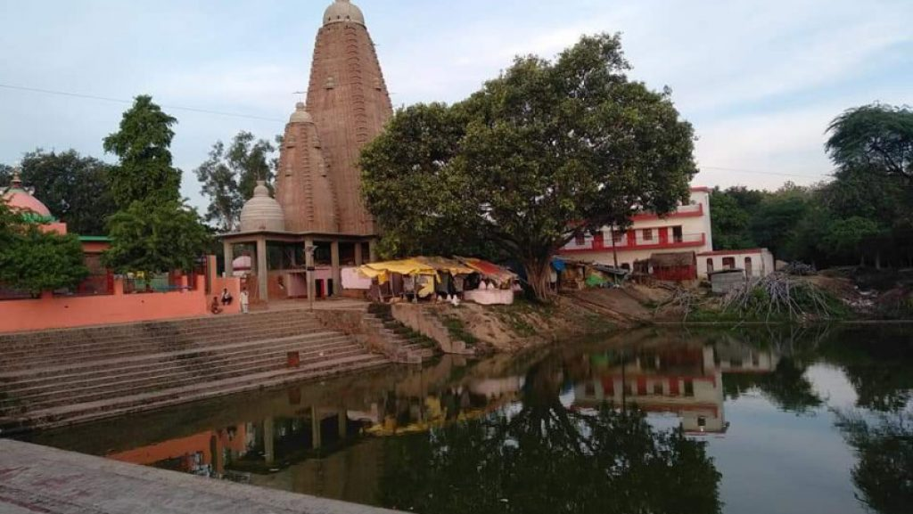 1. Van Devi Mandir Kohinaour Mau