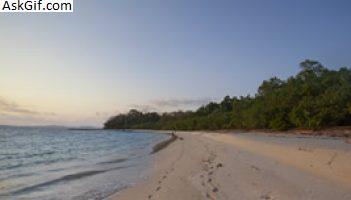 3. Ramnagar Beach