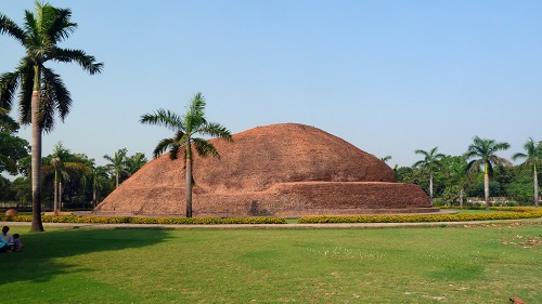 3. Ramabhar Stupa