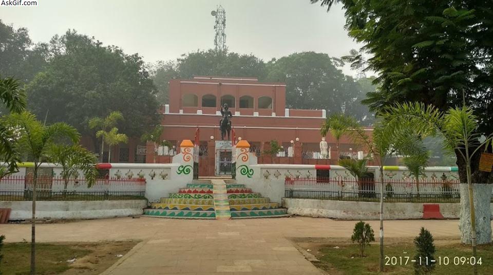 3. Veer Kunwar Singh Qila, Jagdishpur