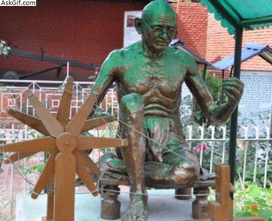 2. Gandhi Sangrahalaya