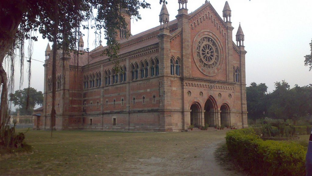 4. Kanpur Memorial Church