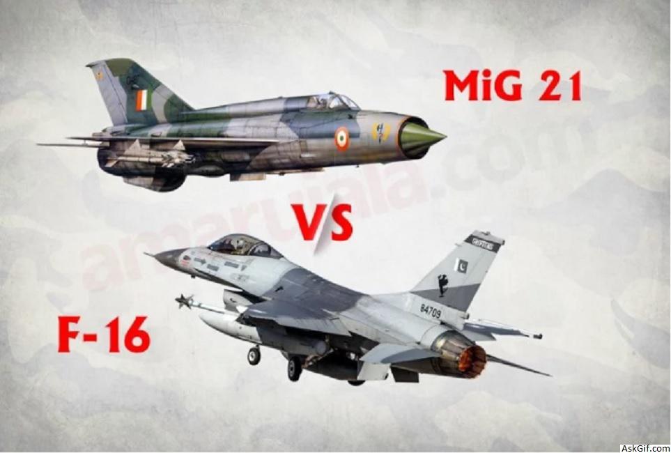 पाकिस्तानी एफ -16 पायलट ने अपने ही देशवासियों के मरने के बाद उन्हें भारतीय होने के संदेह में मार डाला