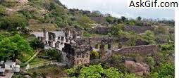 8. Kondapalli Fort