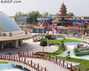 5. Haailand Theme Park