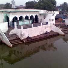 3. Ambedkar Nagar Ghats