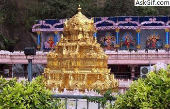 1. Kanaka Durga Temple