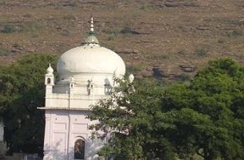 3. Latif Shah Tomb